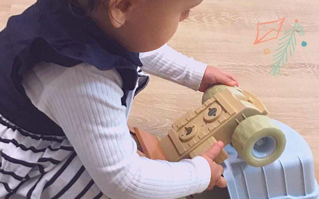 Crèche durable = jouets durables!